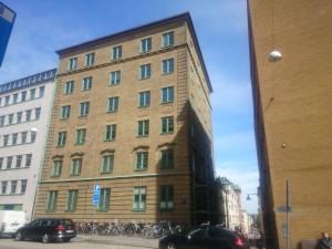 Projekt Kyrkogatan 4